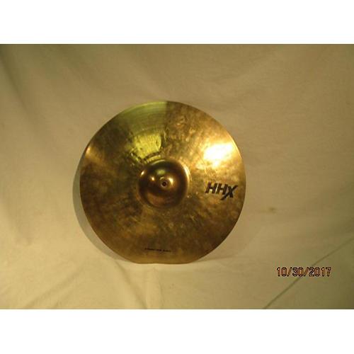 Sabian 18in HHX Crash Cymbal