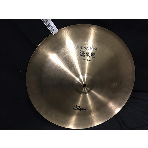 Zildjian 18in High China Cymbal-thumbnail