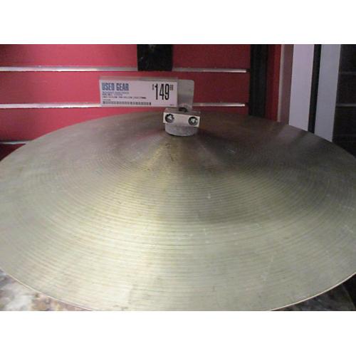 Zildjian 18in Hollow Logo Cymbal  38