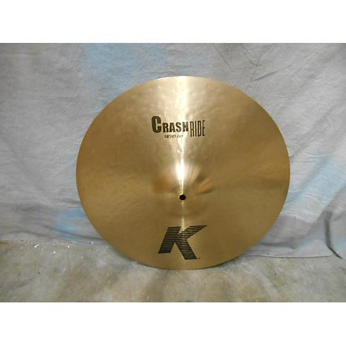 Zildjian 18in K Crash Ride Cymbal