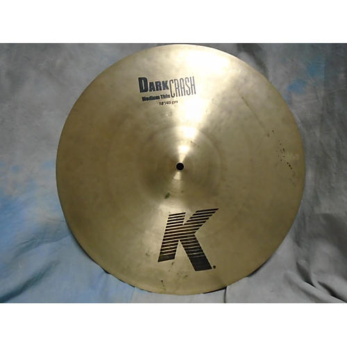 Zildjian 18in K Custom Medium Thin Cymbal