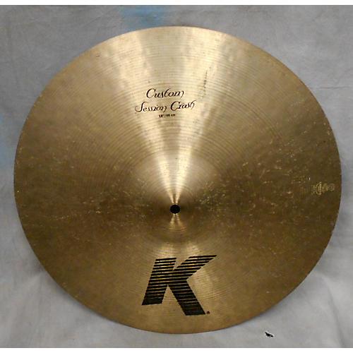 Zildjian 18in K Custom Session Crash Cymbal-thumbnail