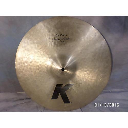 Zildjian 18in K Custom Session Crash Cymbal