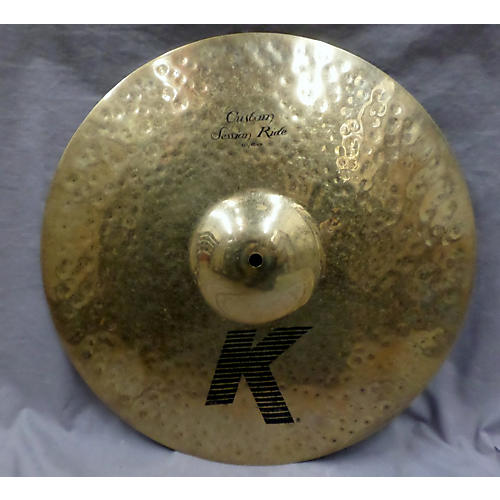 Zildjian 18in K Custom Session Ride Cymbal-thumbnail