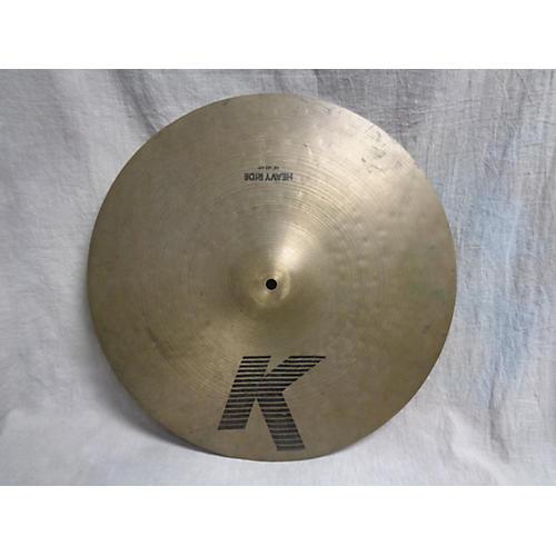 Zildjian 18in K Heavy Ride Cymbal-thumbnail