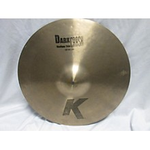 Zildjian 18in K Medium Dark Thin Crash Cymbal