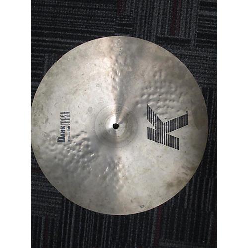 Zildjian 18in K Thin Dark Crash Cymbal-thumbnail