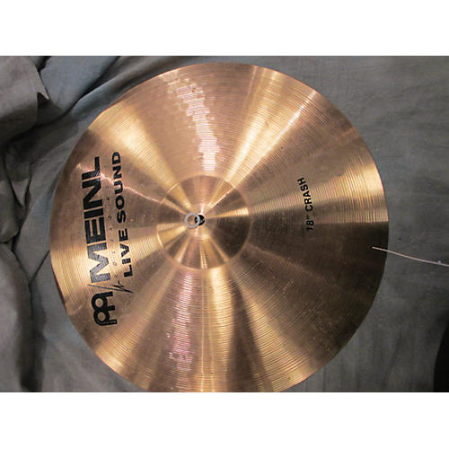 Meinl 18in Live Sound Cymbal