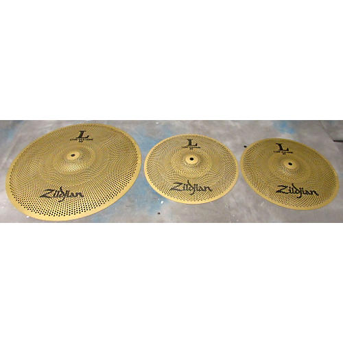Zildjian 18in Lv38 3 Pack 18in Crash Ride 13in Hihats Cymbal