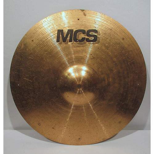 Meinl 18in MCS Series Crash Ride Cymbal