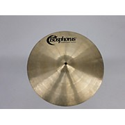 Bosphorus Cymbals 18in MEDIUM THIN CRASH Cymbal