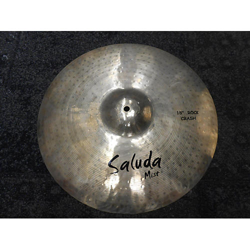 Saluda 18in MIST ROCK Cymbal