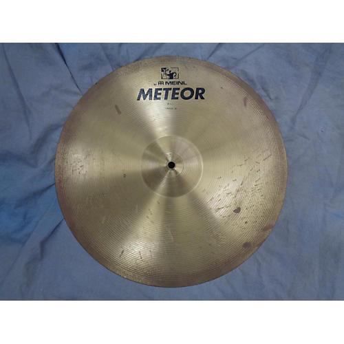 Meinl 18in Meteor Crash Cymbal