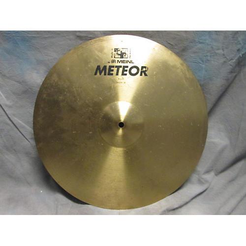 Meinl 18in Meteor Cymbal