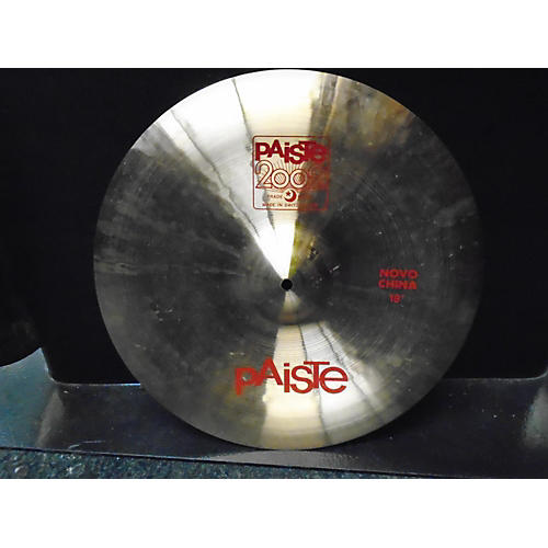 Paiste 18in Novo China Cymbal