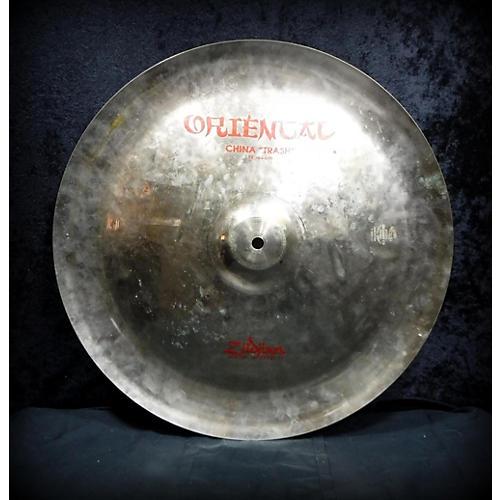 Zildjian 18in Oriental China Trash Cymbal-thumbnail