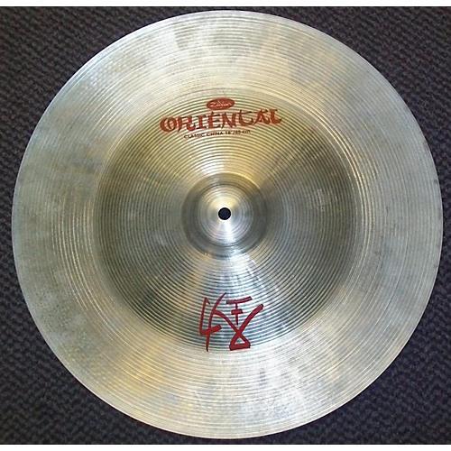Zildjian 18in Oriental Classic China Cymbal