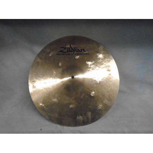 Zildjian 18in PROTOTYPE CRASH Cymbal-thumbnail