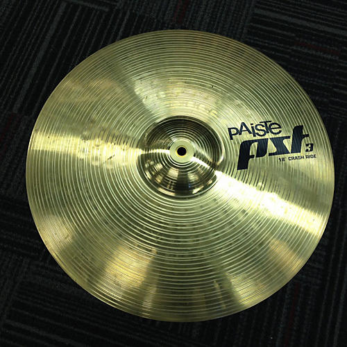 Paiste 18in PST3 Crash Ride Cymbal-thumbnail
