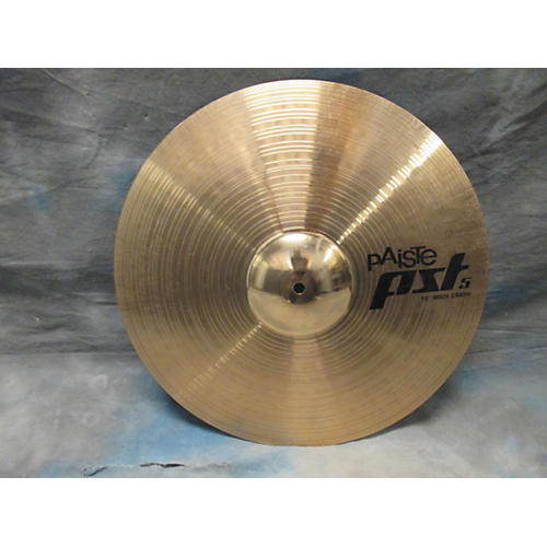 Paiste 18in PST5 Rock Crash Cymbal-thumbnail