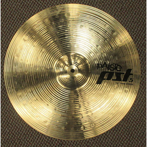 Paiste 18in PST5 Thin Crash Cymbal-thumbnail