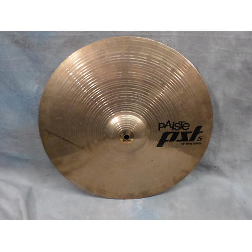 Paiste 18in PST5 Thin Crash Cymbal-thumbnail