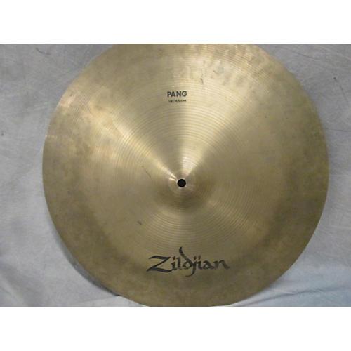 Zildjian 18in Pang Cymbal