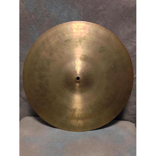 Sabian 18in Paragon Crash Brilliant Cymbal