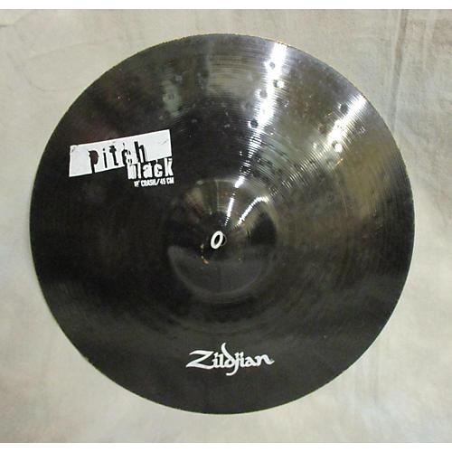 Zildjian 18in Pitch Black Cymbal-thumbnail