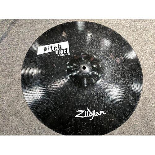 Zildjian 18in Pitch Black Cymbal