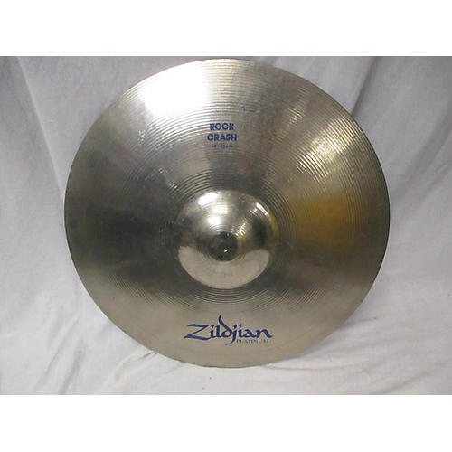 Zildjian 18in Platinum Rock Crash Cymbal