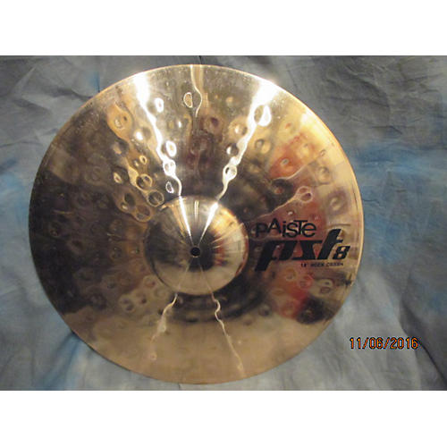 Paiste 18in Pst 8 Reflector Cymbal
