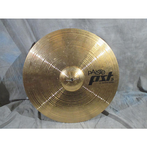 Paiste 18in Pst5 Cymbal-thumbnail