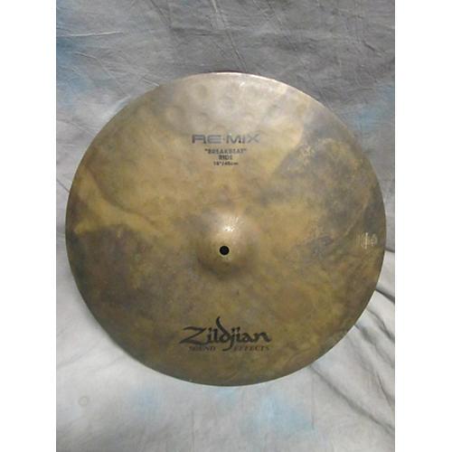 Zildjian 18in REMIX BREAKBEAT Cymbal-thumbnail