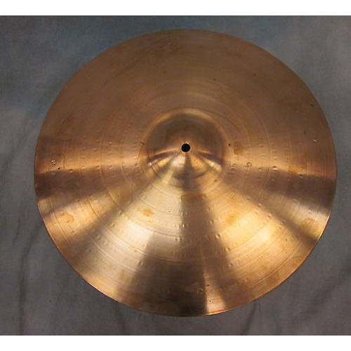 UFIP 18in Red Sound Rivet Crash Ride Cymbal-thumbnail