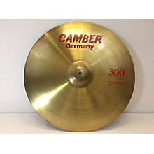 Camber 18in Ride Cymbal