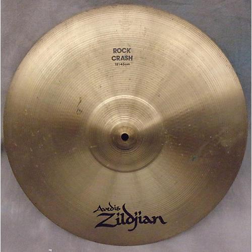 Zildjian 18in Rock Crash Cymbal