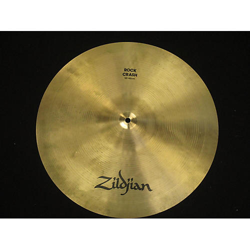 Zildjian 18in Rock Crash Cymbal-thumbnail