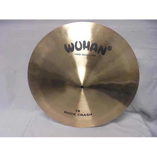 Wuhan 18in Rock Crash Cymbal