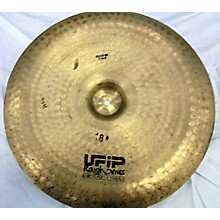 18in Rough Series China Cymbal