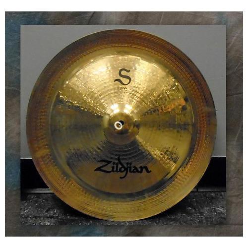 Zildjian 18in S China Cymbal-thumbnail
