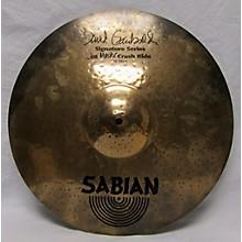 Sabian 18in SIGNATURE HH JAM MASTER Cymbal
