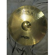 Paiste 18in SOUND FORMULA FULL CRASH Cymbal