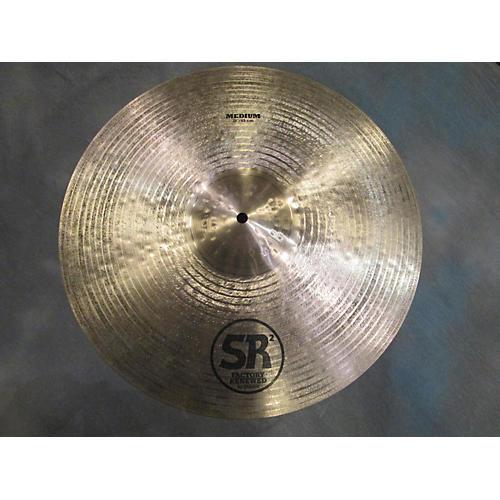 Sabian 18in SR2 Medium Crash Cymbal-thumbnail