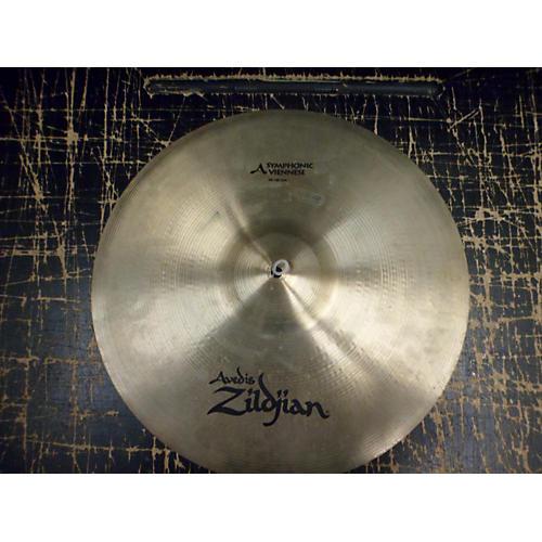 Zildjian 18in SYMPHONIC VIENNESE Cymbal-thumbnail