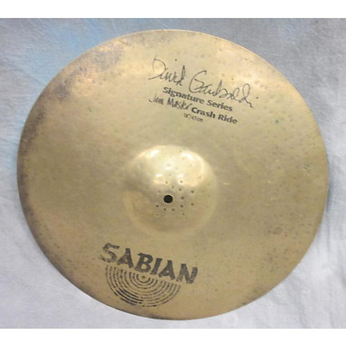 Sabian 18in Sabian David Garibaldi Signature Jam Master Cymbal