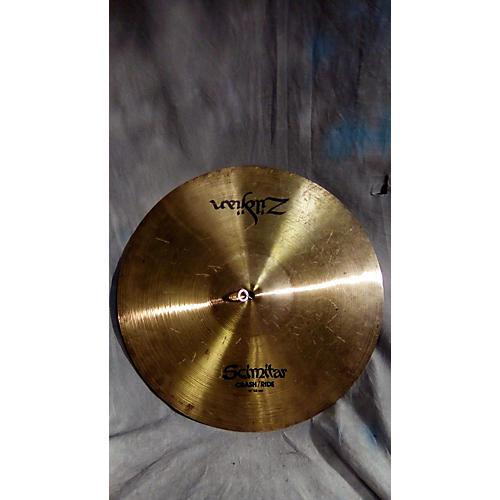 Zildjian 18in Scimitar Crash Ride Cymbal
