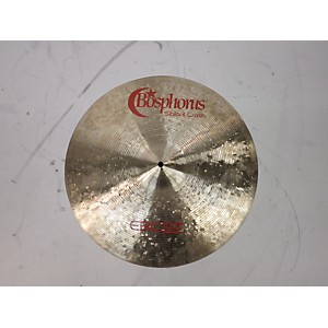 Pre-owned Bosphorus Cymbals 18 inch Sibilant Crash Cymbal by Bosphorus Cymbals