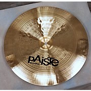 Paiste 18in Signature Heavy China Cymbal