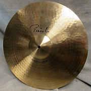 Paiste 18in Signature Power Crash Cymbal